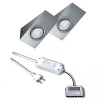 Comtesse LED keukenverlichting set van: 2 - 12V
